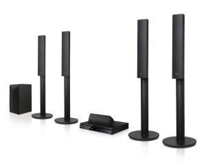 LG Electronics LHB655 Home Theater System (2015 Model)