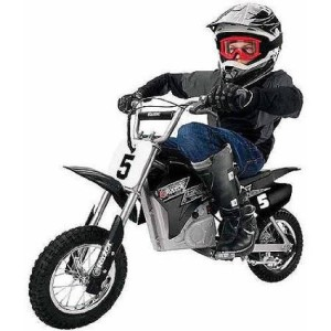 Razor MX350 Dirt Rocket Electric Motocross BlackWhite Camo
