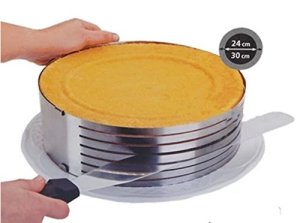 Baking Tools Stainless Steel Layered Mousse Rings Round Cake Mold Cooking Tools