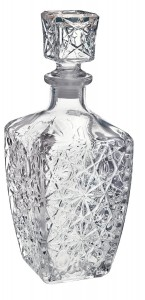 Bormioli Rocco Dedalo 26-13-Ounce Decanter with Stopper