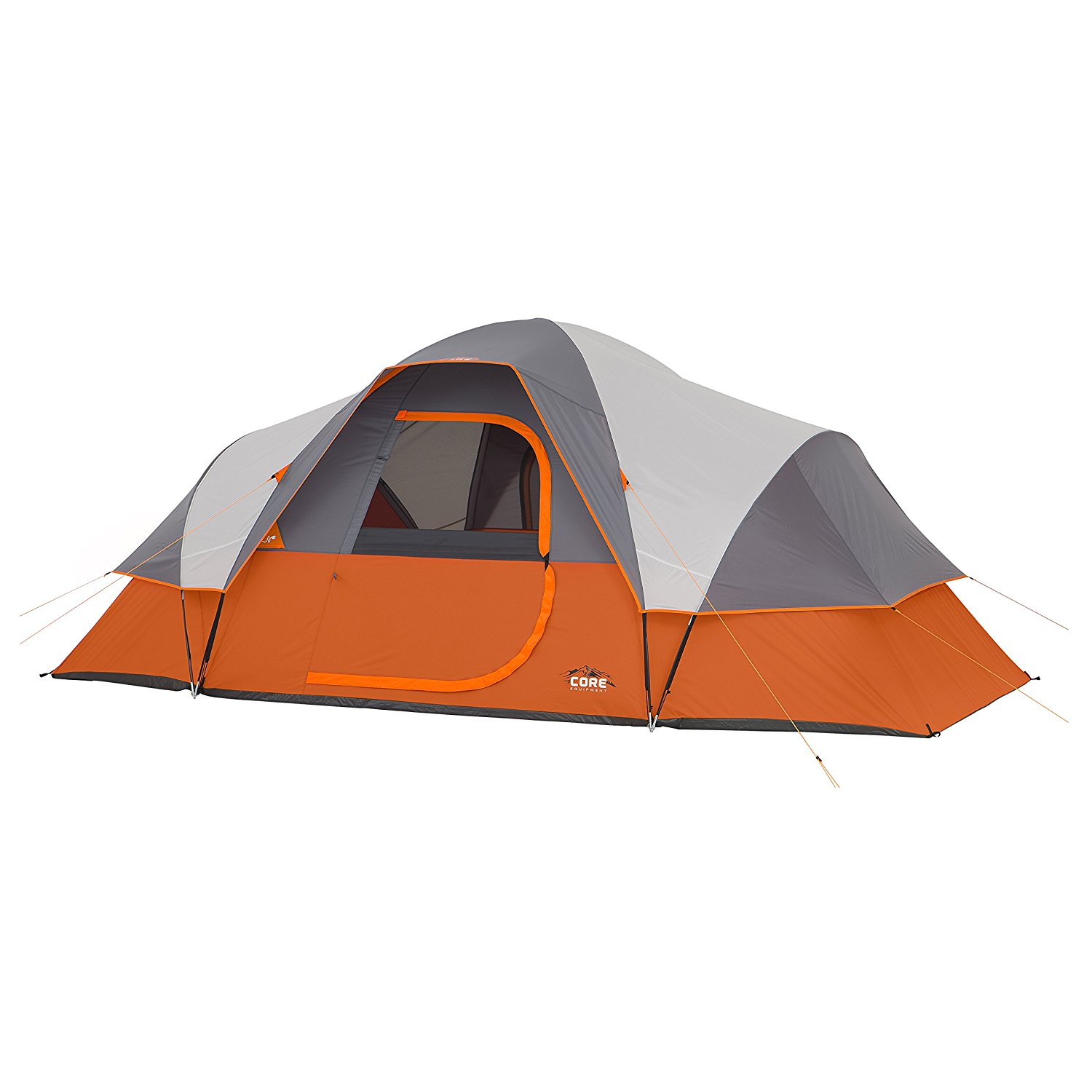 The space provided by this tent is sufficient to accommodate up to three huge mattresses like queen air. The height is also great for six feet folks to walk ...  sc 1 st  My News 8 & Top 10 Super Large Family Camping Tents in 2018 Reviews