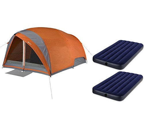 Ozark Trail Family Tent  sc 1 st  My News 8 & Top 10 Super Large Family Camping Tents in 2018 Reviews