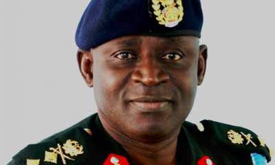 Major Gen. Obed Akwa