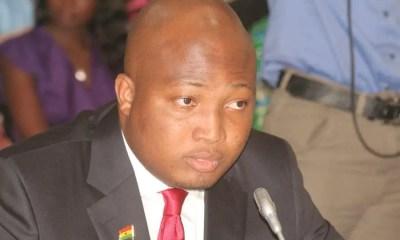 Mr Samuel Okudzeto AblakwaParliament