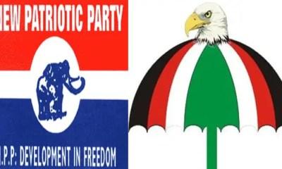NPP-NDC Political activities