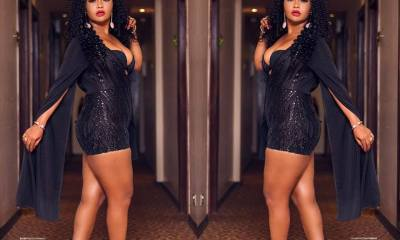 Nana Ama Mcbrown's photo causes uneasiness on social media