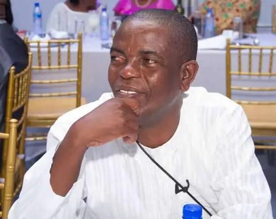Kwesi Pratt Junior-Managing Editor of the Insight Newspaper