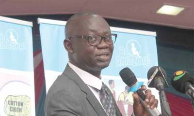 Acting Director General of the Ghana Education Service, Kwasi Opoku-Amankwa