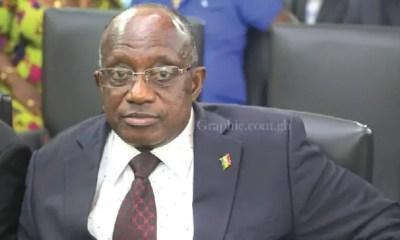 Mr Simon Osei-Mensah
