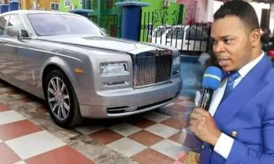 Obinim Rolls Royce
