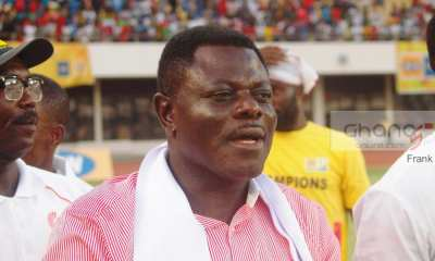 Information reaching MyNewsGh.Com indicates that Chief Executive Officer of Kumasi Asnate Kotoko, Prof.Dr. Kwame Kyei has dissolved the current management of the team of the football club.