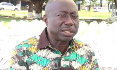 Kwame Owusu - Former Director General of the Ghana Maritime Authority
