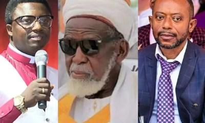 Reverend Isaac Owusu Bempah, Chief Imam and Adarkwa Yiadom