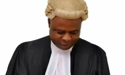Lawyer Evans Amankwah