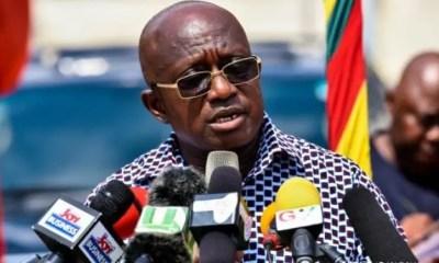 Hon Simon Osei-Mensah kejetia