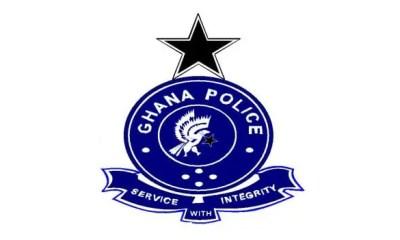 Ghana Police Service Primaries