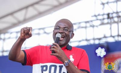 Kennedy Agyapong election 2012