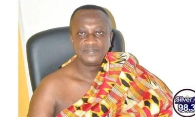 Bantamahene Baffour Owusu Amankwaatia VI