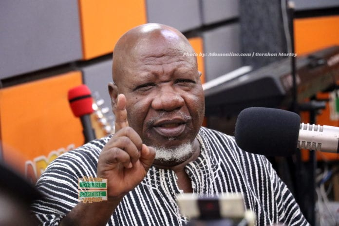 Don't insult Bawumia, learn from him - Allotey Jacobs tells NDC
