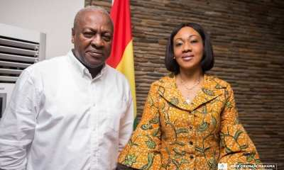 Mahama and Jean Mensa
