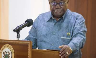 Akufo Addo Ghana Medical Association