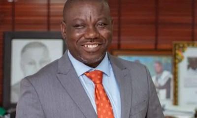 Hon Isaac Adongo