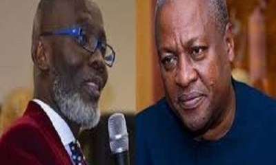 Gabby and Mahama