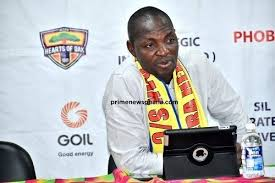 Hearts of Oak Supporters to discuss Joseph Esso's departure