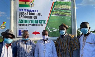 GFA secures land to construct Astroturf at Bolgatanga