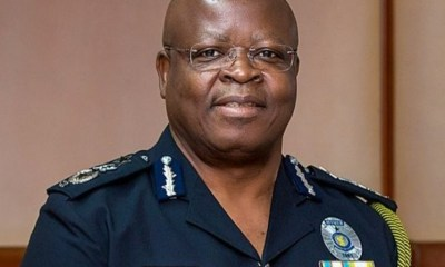 Inspector-General of Police (IGP), Mr. James Oppong-Boanuh