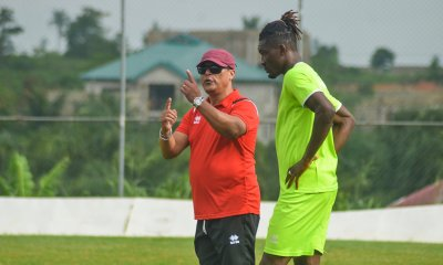 Finishing second will not please Asante Kotoko–Mariano Barreto