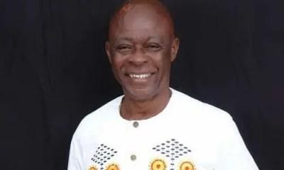 Professor Kofi Abraham
