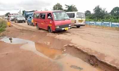 roads kumasi