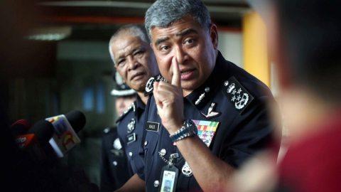Dakwaan Culik Chong: PDRM Tunggu Laporan Polis Thai