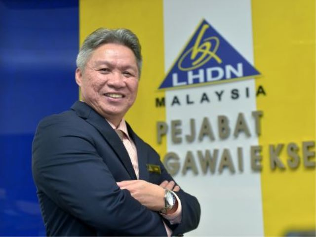 CEO LHDN Tiga Zaman