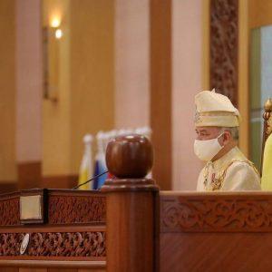 Sultan Perak Jalankan Fungsi Agong
