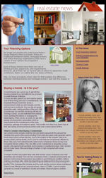 My Newsletter Builder Examples For Real Estate Templates