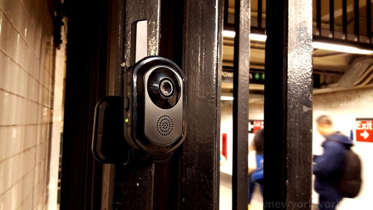 Smile, You're on Camera! NYPD Installing Wireless Cams at Subway Stations