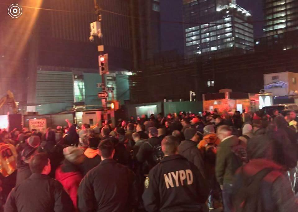 One Union: Worker Solidarity Grows Over Fight for Hudson Yards