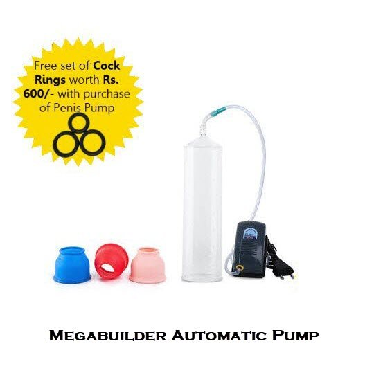 Automatic Penis Enlargement Pump