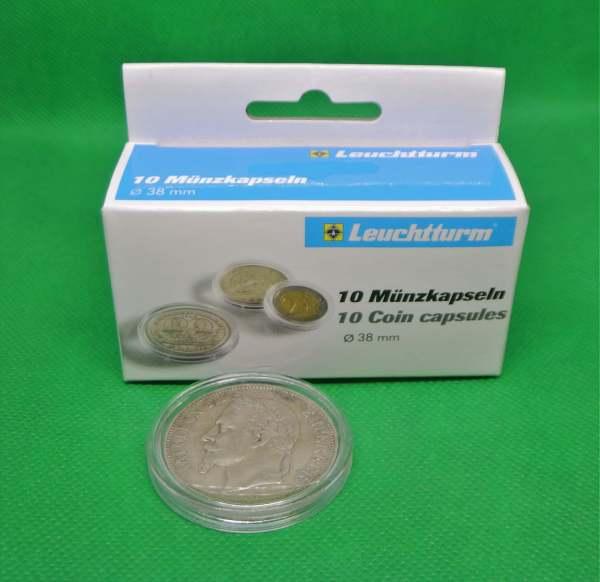 Capsule pour pièce de 5 Francs de l'union latine