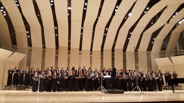 Suffolk Treble, Concert, and Symphonic Choirs at Tilles ...