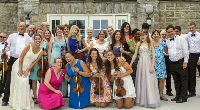 Local Talent of All Ages to Perform in 'Autumn Serenade'