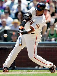 Barry Bonds can help your fantasy team.
