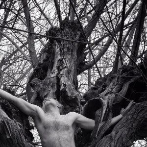 In nomine Patris, Crucifixion series, i, by Melanie Gow, Stand AppArt