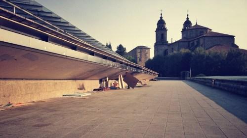 Indigent stasis in Santiago