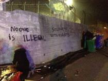 No One Is Illegal – a Night in Moria