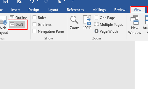 5 Ways to Delete Blank Pages in Word Document