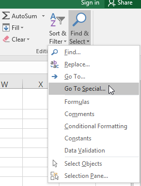 How to Batch Delete Blank Cells in Excel