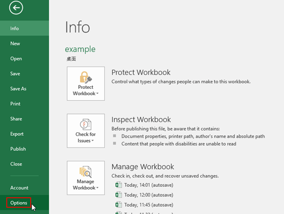 How to Enable Autosave in MS Excel to Protect Your Data